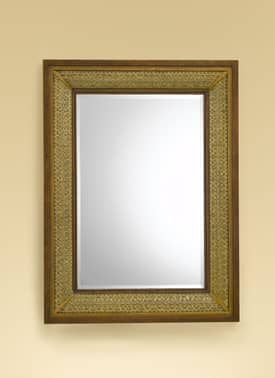 Murray Feiss Florentine Dome Florentine Dome Mirror