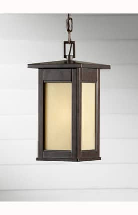 Murray Feiss Adana Adana 1 Light Ceiling Fixture in Woodland Bronze Finish Lighting
