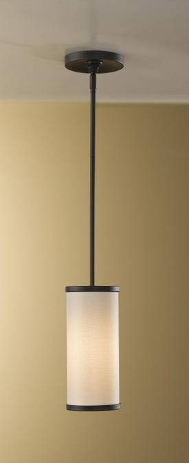 Murray Feiss Stelle Stelle P1201ORB 1 Light Pendant in Oil Rubbed Bronze Finish Lighting