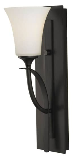 Murray Feiss Barrington Barrington VS12701ORB 1 Light Bath Fixture in Oil Rubbed Bronze Finish Lighting