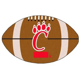 Fanmats NFL Cincinnati Football Rug