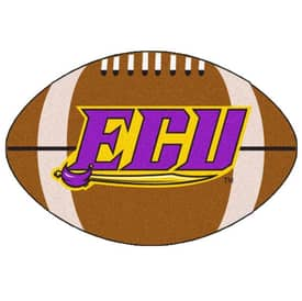 Fanmats NFL East Carolina Football Rug