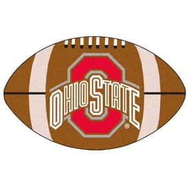 Fanmats NFL Ohio State Football Rug