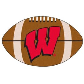Fanmats NFL Wisconsin Football Rug