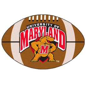 Fanmats NFL Maryland Football Rug