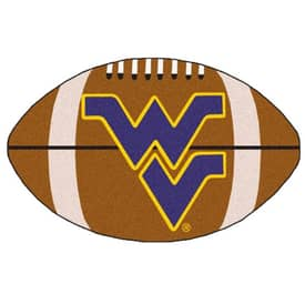 Fanmats NFL West Virginia Football Rug
