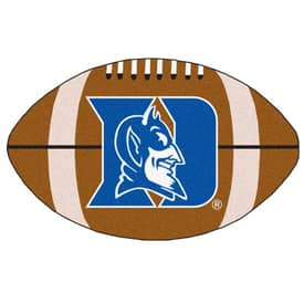 Fanmats NFL Duke Football Rug