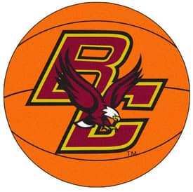 Fanmats Basketball Boston College Basketball Rug