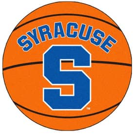 Fanmats Basketball Syracuse Basketball Rug