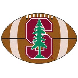 Fanmats NFL Stanford Football Rug