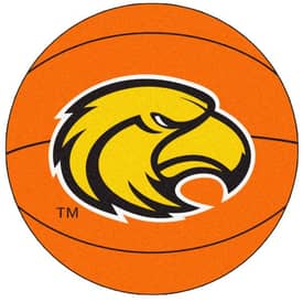 Fanmats Basketball Southern Mississippi Basketball Rug