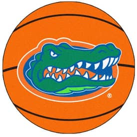 Fanmats Basketball Florida Basketball Rug