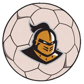Fanmats Soccer Central Florida Soccer Ball Rug