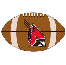 Fanmats NFL Ball State Football Rug