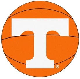 Fanmats Basketball Tennessee Basketball Rug