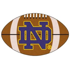 Fanmats NFL Notre Dame Football Rug
