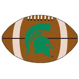Fanmats NFL Michigan State Football Rug