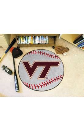 Fanmats Baseball Washington State Baseball Rug