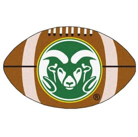Fanmats NFL Colorado State Football Rug