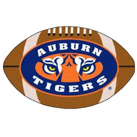 Fanmats NFL Auburn Tigers Football Rug