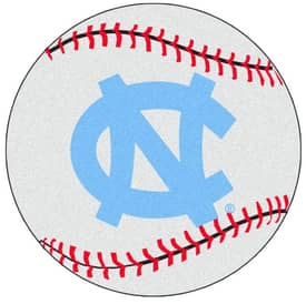 Fanmats Baseball UNC North Carolina Greensboro Baseball Rug