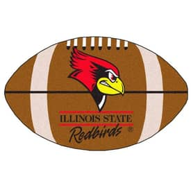 Fanmats NFL Illinois State Football Rug