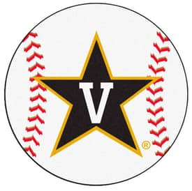 Fanmats Baseball Virginia Commonwealth Baseball Rug