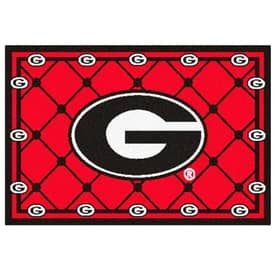 Fanmats College Rugs University of Georgia Rug