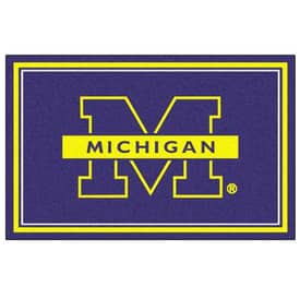 Fanmats College Rugs University of Michigan Rug