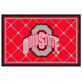 Fanmats College Rugs Ohio State University Rug
