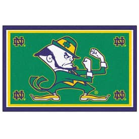 Fanmats College Rugs Notre Dame Rug