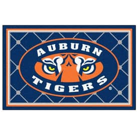 Fanmats College Rugs Auburn University Rug