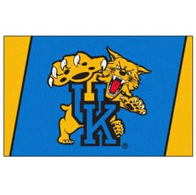 Fanmats College Rugs University of Kentucky Rug