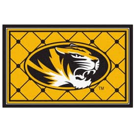 Fanmats College Rugs University of Missouri Rug