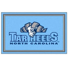 Fanmats College Rugs University of North Carolina Chapel Hill Rug