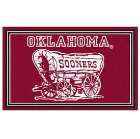 Fanmats College Rugs University of Oklahoma Rug