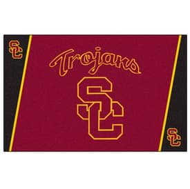 Fanmats College Rugs University of Southern California Rug
