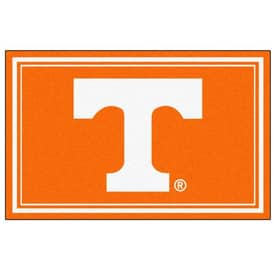 Fanmats College Rugs University of Tennessee Rug
