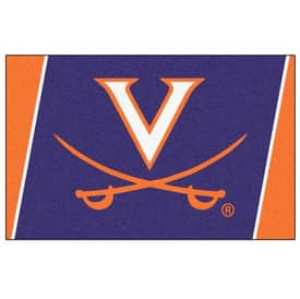 Fanmats College Rugs University of Virginia Rug