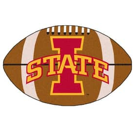 Fanmats NFL Iowa State Football Rug