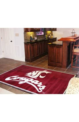 Fanmats College Rugs Washington State Rug