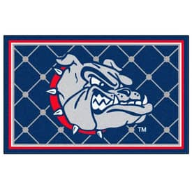 Fanmats College Rugs Gonzaga University Rug