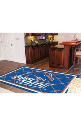 Fanmats College Rugs Boise State University Rug