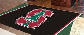 Fanmats College Rugs Stanford University Rug