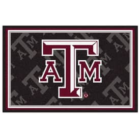 Fanmats College Rugs Texas A&M University Rug