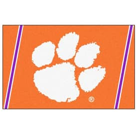 Fanmats College Rugs Clemson University Rug
