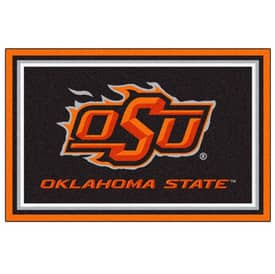 Fanmats College Rugs Oklahoma State University Rug