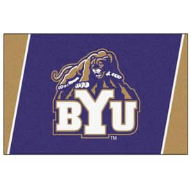 Fanmats College Rugs Brigham Young University Rug