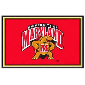 Fanmats College Rugs University of Maryland Rug
