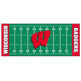 Fanmats College Rugs Wisconsin Rug